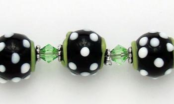 Designer Bead Medical Bracelets Roll the Dice 0792