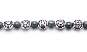 Designer Bead Medical Bracelets Mystical Rounders 1195