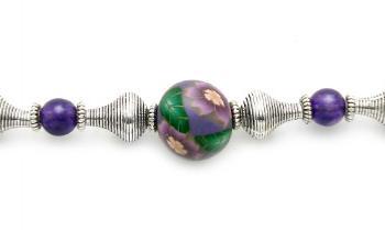 Designer Bead Medical Bracelets Fimo Fascination 1529