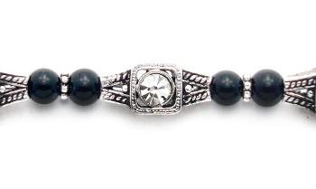 Designer Bead Medical Bracelets Victorian Memories 1544