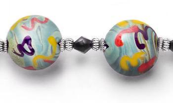 Designer Bead Medical Bracelets Ode to Miro 1916