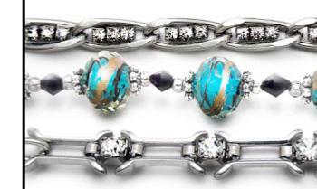 Designer Medical Bracelet Set Sizzle ll 1798
