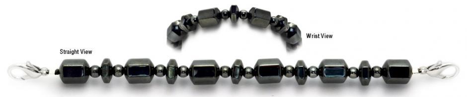 Designer Bead Medical Bracelets Geometric Wonder 0241