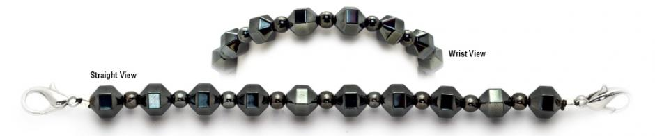 Designer Bead Medical Bracelets Geometric Wonder 2 0244