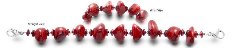 Designer Bead Medical Bracelets Jasper Daze 0272