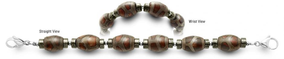 Designer Bead Medical Bracelets Tuscany 0419