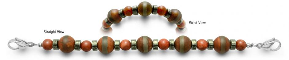 Designer Bead Medical Bracelets Mars In May 0435