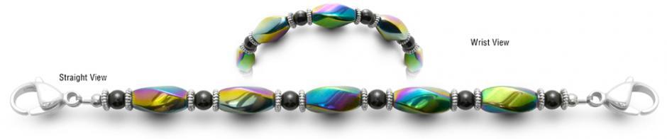 Designer Bead Medical ID Bracelets String Theory 0731