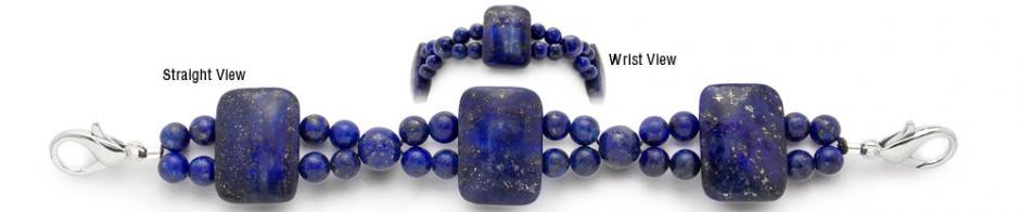 Designer Bead Medical Bracelets Notte Stellata 0961