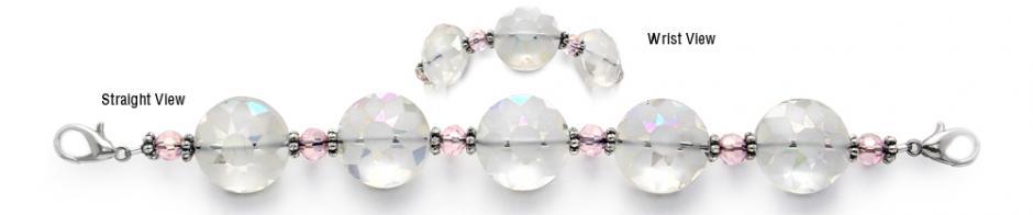Designer Bead Medical Bracelets Frozen 1285