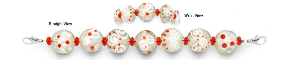 Designer Bead Medical Abstract Masters Tribute 1502