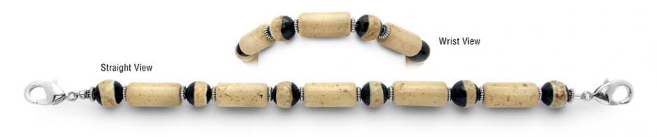 Designer Bead Medical Bracelets Arabian Nights 1572