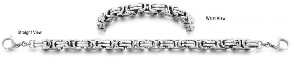 Savona 1637 Designer Stainless Medical Bracelets