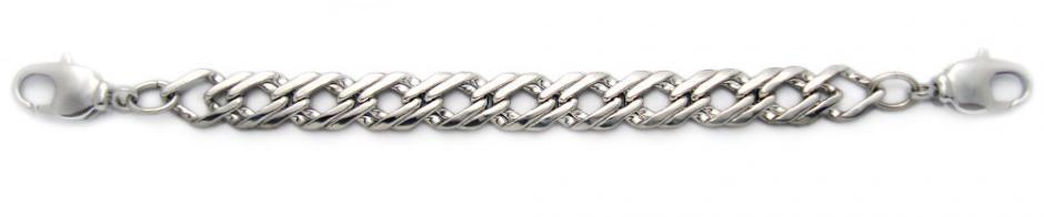 Designer Silver Medical Bracelets Metalia 1651