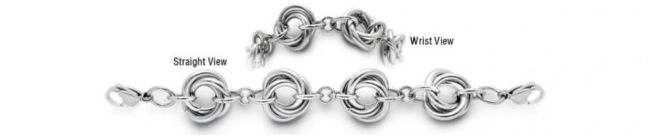 Designer Stainless Medical Bracelets Regione del Veneto 1972