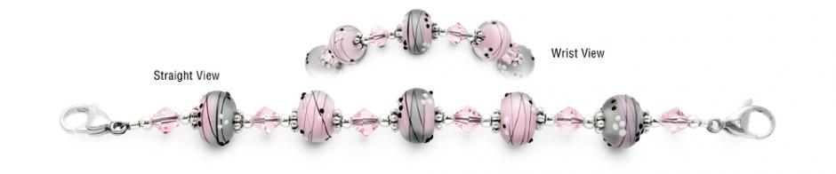 Designer Bead Medical Bracelets Modern Marvels II 2057