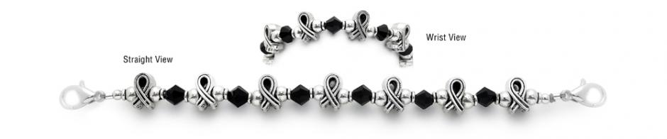 Designer Bead Medical Bracelets Classic Twist 2089