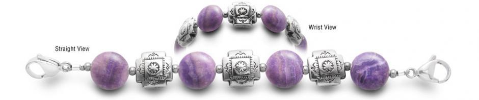 Designer Bead Medical Bracelets Cheeky Girl 2375