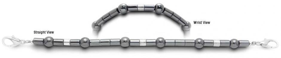 Designer Bead Medical ID Bracelets Midnight Moon 9357