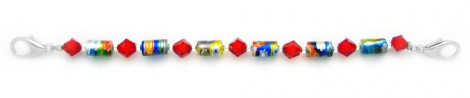 Designer Bead Medical Bracelets Teen Delight 0783