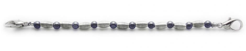 Designer Bead Medical Bracelets Spinners 1076