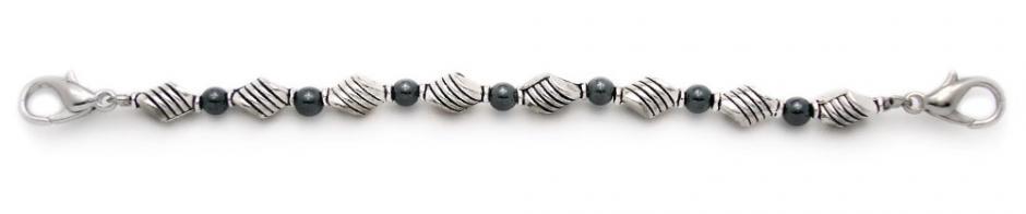 Designer Bead Medical Bracelets Twisted Fate 1188