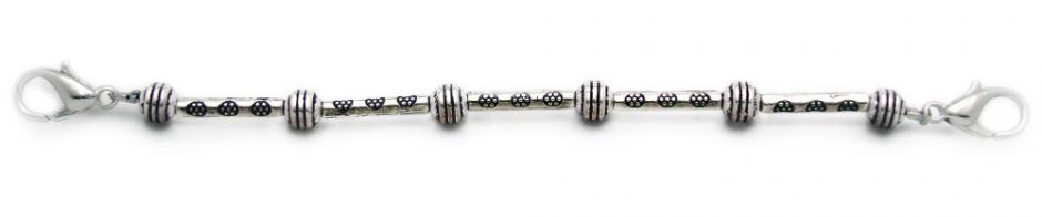 Designer Bead Medical Bracelets Slim Chic 1194