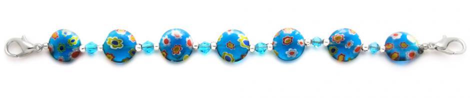 Designer Bead Medical Bracelets Sunrise Player 1278