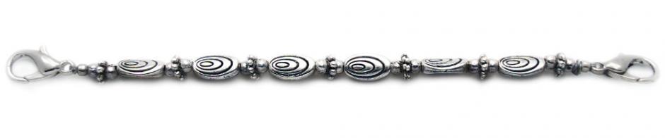 Designer Bead Medical Bracelets Delicato 1370