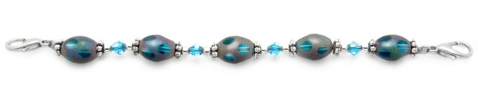 Beaded Medical Bracelets Fabulous Frosted Fantasy 1534