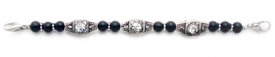 Designer Bead Medical Bracelets Victorian Memories 1544