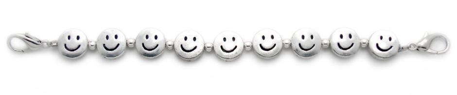 Designer Bead Medical Bracelets Happy Days are Here Again 1546