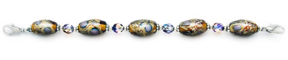 Designer Bead Medical Bracelets Kathys Choice 1736