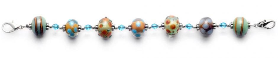 Designer Bead Medical Bracelets Le Managerie 9010